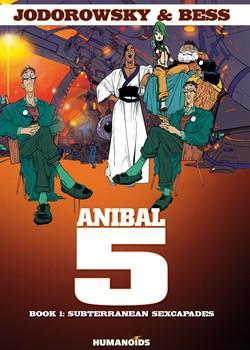 Anibal 5 v1 - Subterranean Sexcapades