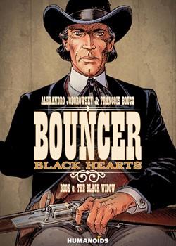 Bouncer 6 - The Black Widow