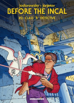 Before The Incal 2 - Class