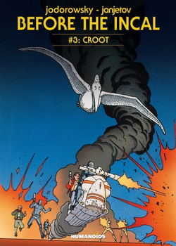 Before The Incal 3 - Croot
