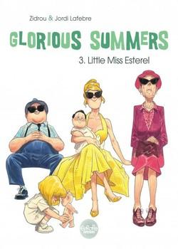 Glorious Summers 3 - Little Miss Esterel