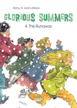 Glorious Summers 4 - The Runaway