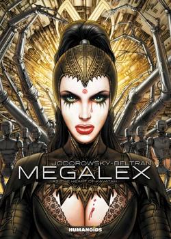 Megalex 3 - The Heart of Kavatah