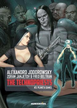 The Technopriests 3 - Planeta Games