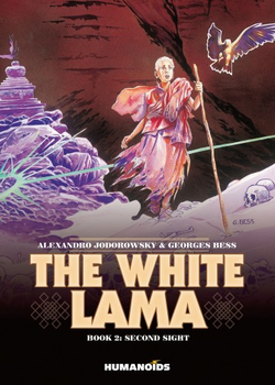 The White Lama 2 - Second Sight