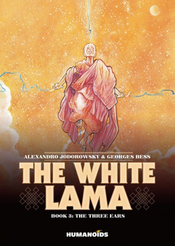 The White Lama 3 - The Three Ears