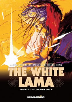 The White Lama 4 - The Fourth Voice