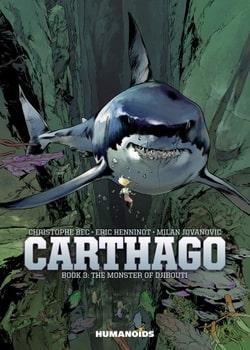 Carthago 3 - The Monster of Djibouti