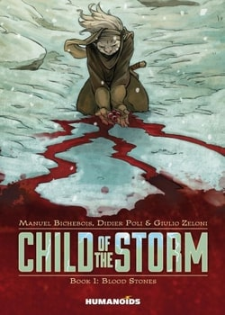 Child of the Storm 1 - Blood Stones