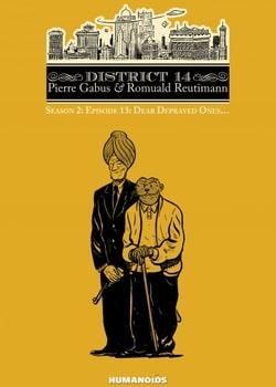 District 14 2x01 - Dear Depraved Ones...