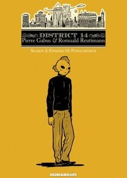 District 14 2x03 - Pomacheiros
