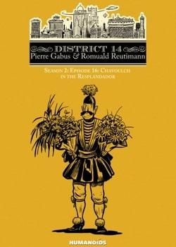 District 14 2x04 - Chavoulch in the Resplandador