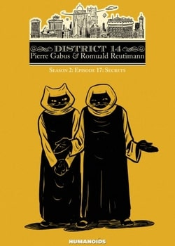 District 14 2x05 - Secrets