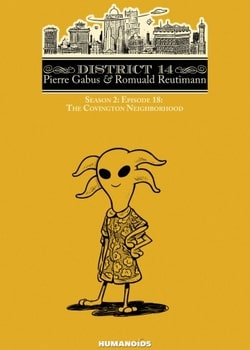 District 14 2x06 - The Covington Neighborhood