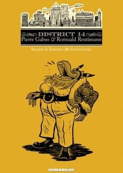 District 14 2x08 - Stalemates