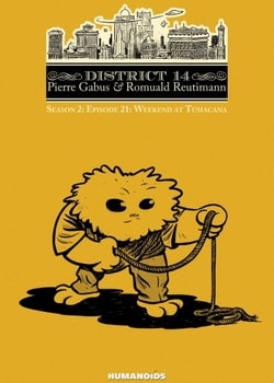 District 14 2x09 - Weekend at Tumacana