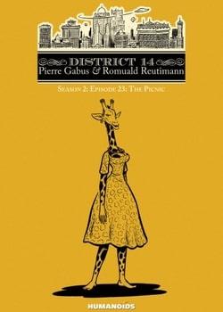 District 14 2x11 - The Picnic