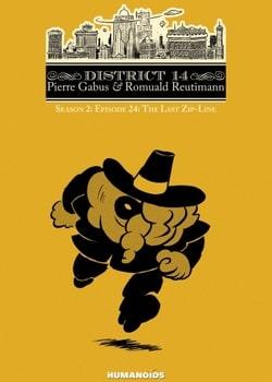 District 14 2x12 - The Last Zip-Line