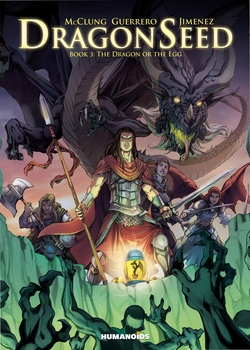 Dragonseed 3 - The Dragon or the Egg
