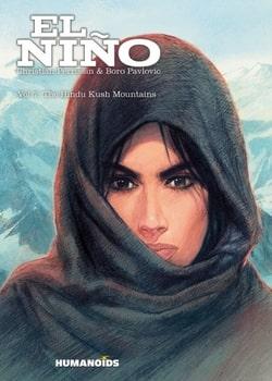 El Niño 7 - The Hindu Kush Mountains
