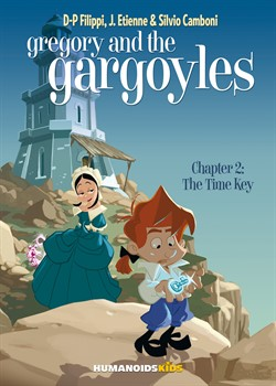 Gregory and the Gargoyles 2 - The Time Key