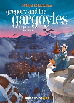 Gregory and the Gargoyles 3 - The Guardians