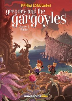 Gregory and the Gargoyles 4 - Phidias