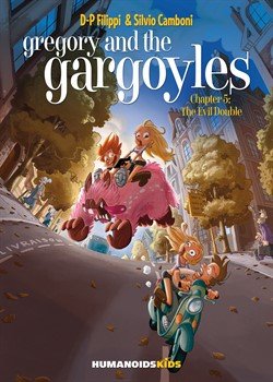 Gregory and the Gargoyles 5 - The Evil Double