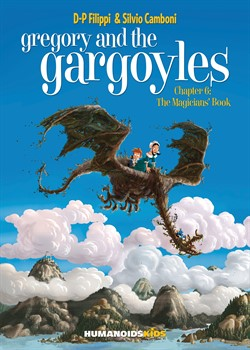 Gregory and the Gargoyles 6 - The Magicians' Book