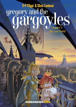 Gregory and the Gargoyles 7 - The Last Portal