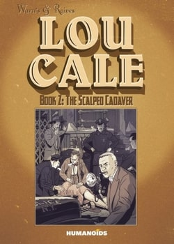 Lou Cale 2 - The Scalped Cadaver