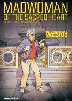 Madwoman of the Sacred Heart 3 - The Sorbonne's Madman