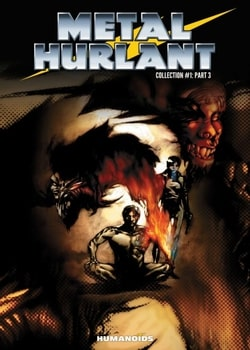 Metal Hurlant Collection 1 Part 3