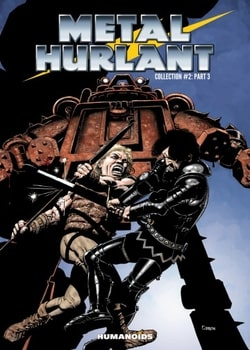 Metal Hurlant Collection 2 Part 3