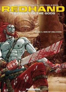 Redhand: Twilight of the Gods 1 - Son of Oblivion