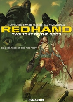 Redhand: Twilight of the Gods 3 - Rise of the Prophet