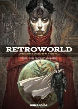 Retroworld 1 - The Ways Of Almagiel
