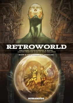 Retroworld 2 - The Hydras of Argolide