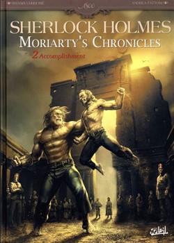 Sherlock Holmes: Moriarty's Chronicles 2 - Accomplishment