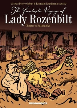 The Fantastic Voyage of Lady Rozenbilt 4 - Katahamka