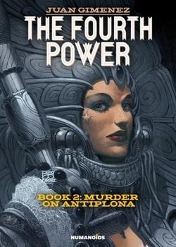 The Fourth Power 2 - Murder on Antiplona