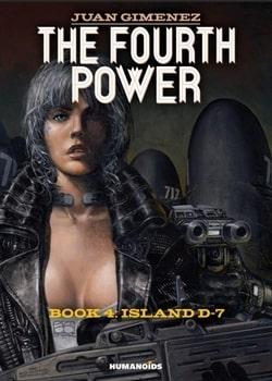 The Fourth Power 4 - Island D-7