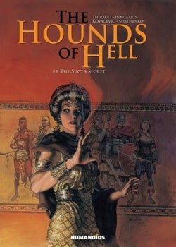 The Hounds of Hell 3 - The Sibyl's Secret