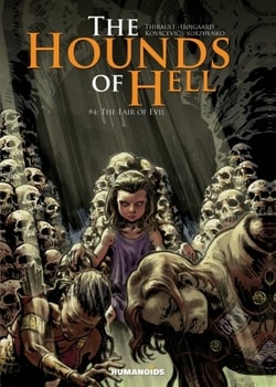 The Hounds of Hell 4 - The Lair of Evil