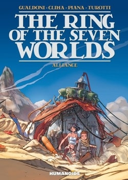 The Ring of the Seven Worlds 2 - Alliance