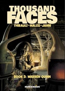 Thousand Faces 3 - Warren Quinn