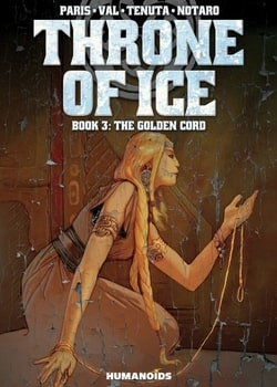 Throne of Ice 3 - The Golden Cord