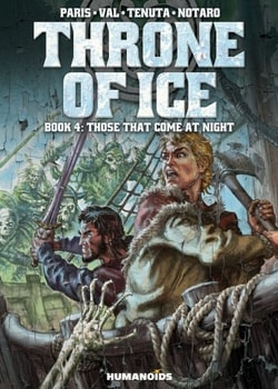 Throne of Ice 4 - Those that Come at Night