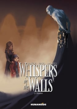 Whispers In The Walls 2 - Demian