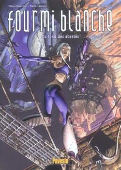 Fourmi Blanche 1 cover